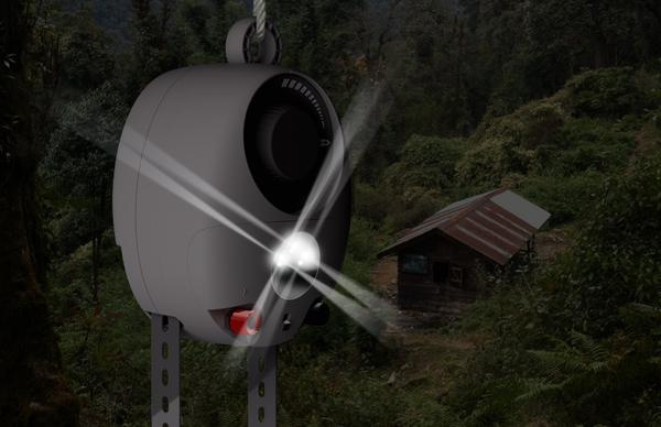 gravitacna-lampa-osvetlenie-LED-svietidlo-dynamo-gravity-light-ekologicke-obnovitelne-zdroje-pomoc-afrike-