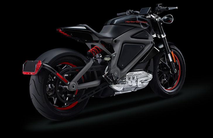 Harley-Davidson-Livewire-Back-side