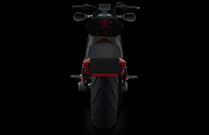 Harley-Davidson-Livewire-Behind