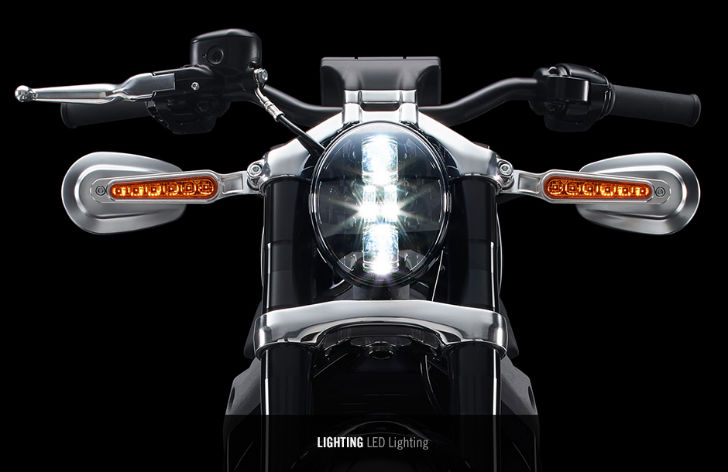 Harley-Davidson-Livewire-Light