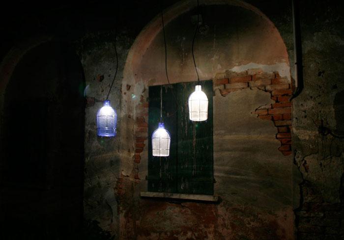 trap-lamp