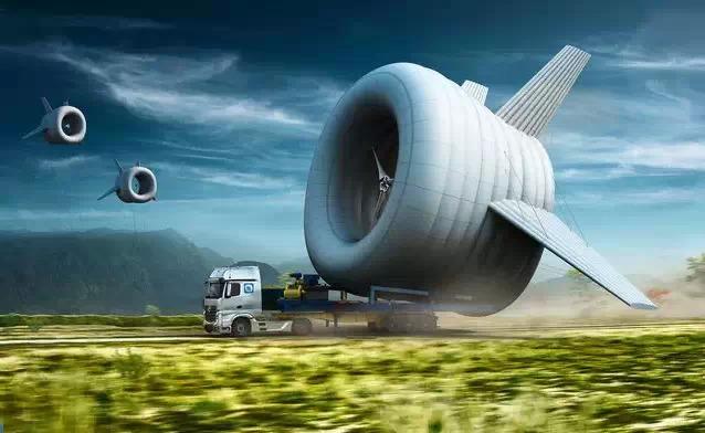 airborne veterna turbina 4 Lietajúce veterné turbíny lámu rekordy v efektivite a návratnosti