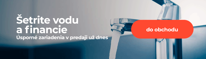 Šetrenie vody