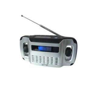 solarne radio s dynamom a svetlom powerplus lynx displej 300x300 Sprievodca výberom darčeka 2018