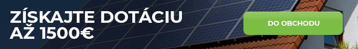 BANNER CTA Získajte dotáciu na fotovoltaický ohrev vody nielen pre vašu domácnosť