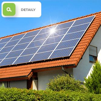 Dotácia - Zelená domácnostiam