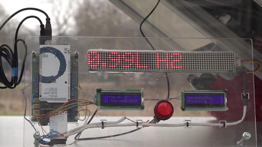 Hydrogen solar panel KU Leuven 1 1024x576 Vedci vyrobili nový solárny panel vyrábajúci vodík