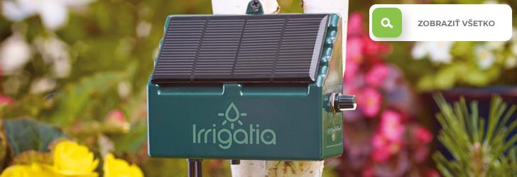 IR 02 Dovolenka bez obáv so solárnou automatickou závlahou