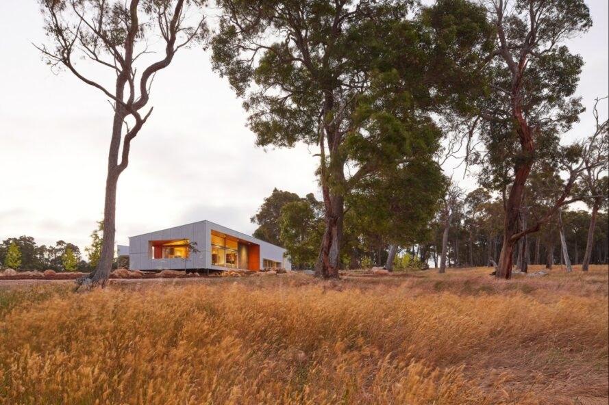 Paddock House8 889x592 Moderný pasívny dom z Austrálie so solárnou technológiou