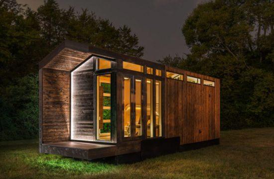 tiny house mobilný dom