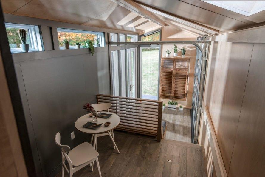 mobilný dom interiér