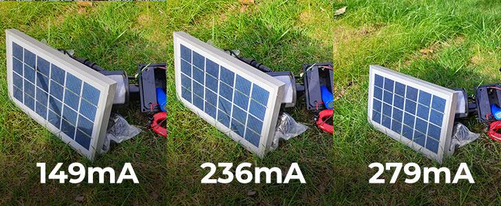 3 Potrebuje solárne osvetlenie slnko? Alebo stačí len denné svetlo?