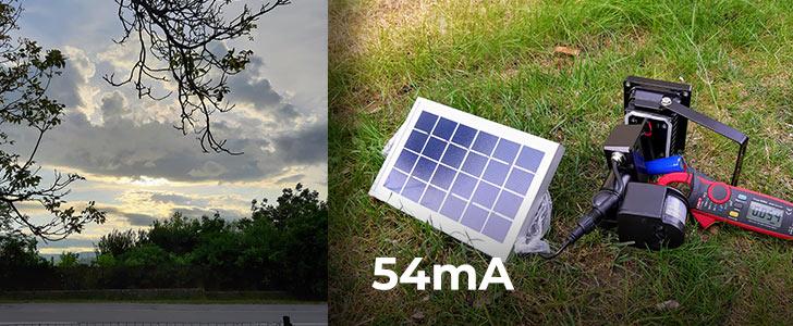 54 Potrebuje solárne osvetlenie slnko? Alebo stačí len denné svetlo?
