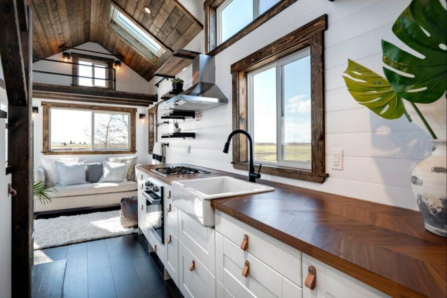 tiny-house-kuchyňa