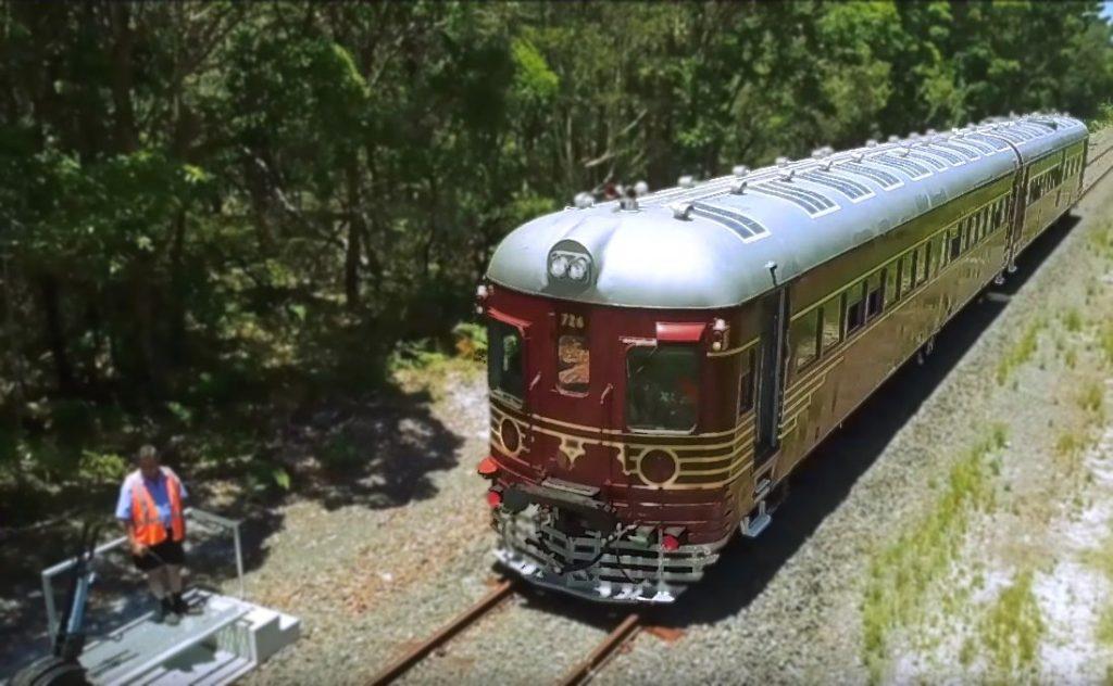 Train with Solar 1024x632 Prvý vlak so 100% solárnym pohonom na svete. Aký je rýchly?