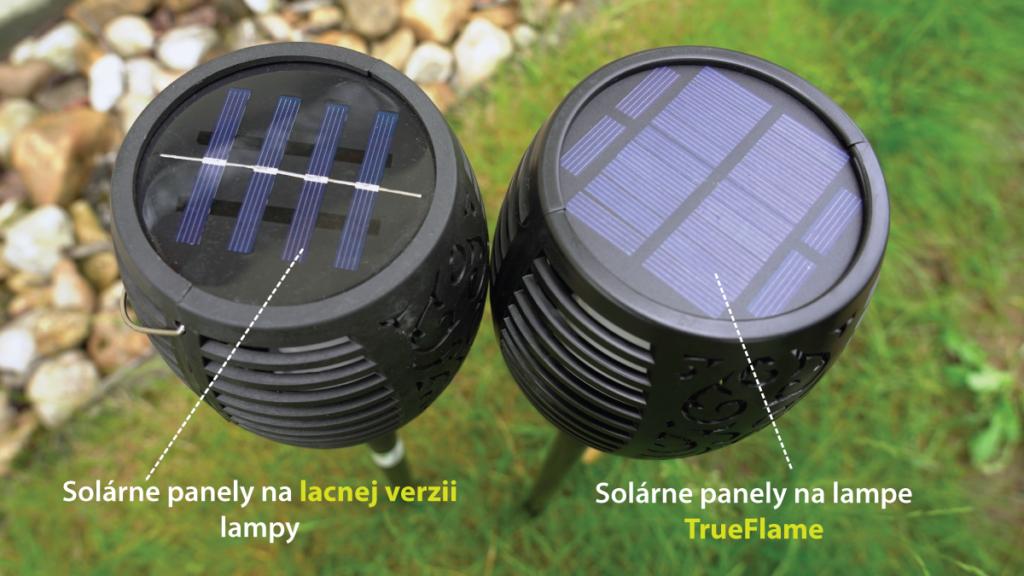 lampy porovnanie solarnych panelov 1024x576 RECENZIA: Prečo nekupovať lacnú solárnu lampu?
