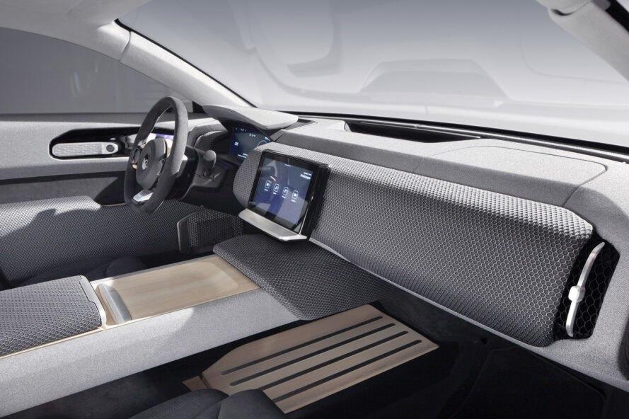 Lightyear one solarna energia panely Elektromobil, ktorý využíva na zvýšenie energie solárne panely