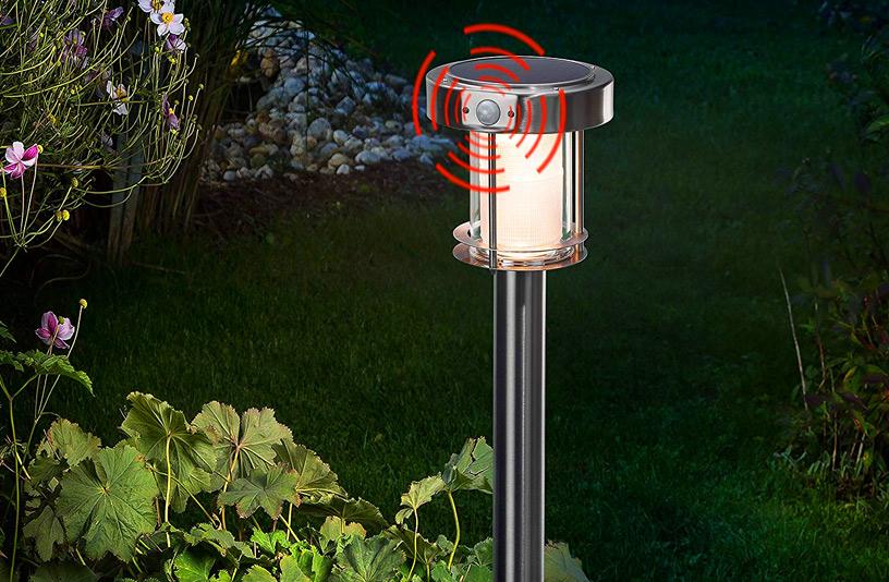 Solarne senzorove osvetlenie stlpikove
